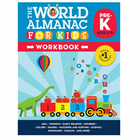The World Almanac For Kids Workbook
