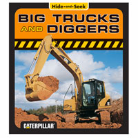 Hide-and-Seek Big Trucks and Diggers