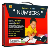 Chalk-Full of Fun Box Set - Numbers