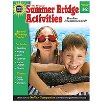 Summer Bridge Workbook - First-Second