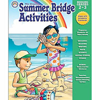 Summer Bridge Workbook - Second-Third