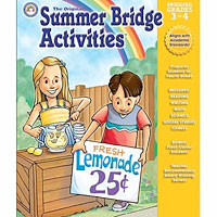 Summer Bridge Workbook - Third-Fourth
