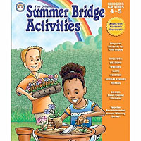 Summer Bridge Workbook - Fourth-Fifth