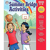 Summer Bridge Workbook - Fifth-Sixth