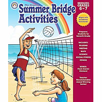 Summer Bridge Workbook - Sixth-Seventh