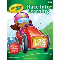 Crayola Early Learning Activity Book