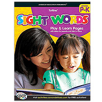 Totline Sight Words