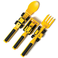 Constructive Eating Utensils - Set of 3