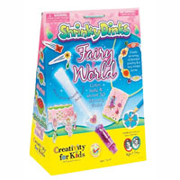 Shrinky Dinks Fairy World