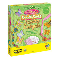 Ultimate Shrinky Dinks Jewelry Designer