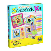 Scrapbook Shadowbox