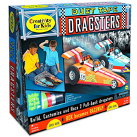 Duct Tape Dragster