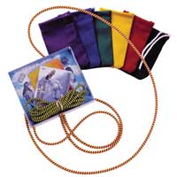 Chinese Jump Rope - Canvas Pouch