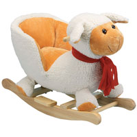 Rocking Sheep with Seat