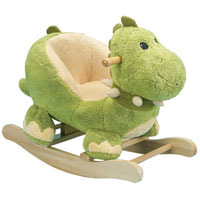 Rocking Dinosaur with Seat