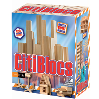 Citiblocs Natural - 50 pc