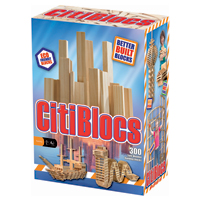 Citiblocs Natural - 300 pc