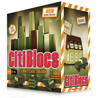 Citiblocs Camo Colors