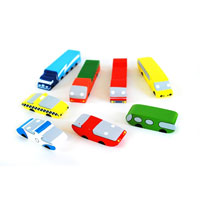 Citiblocs Citicars - 8 pc