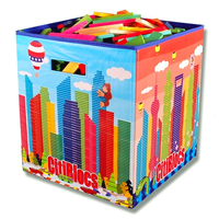 Citiblocs Collapsible Storage Bin