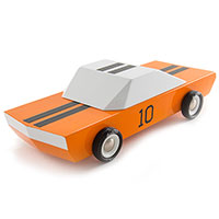 MO-TO GT10 Wooden Car