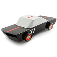 MO-TO Carbon77 Wooden Car