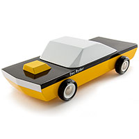 MO-TO Doc Ryder Wooden Car