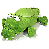 Twilight Cuddle Buddies - Alligator