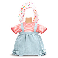 Mon Premier Fashions - Sunny Days Dress Set
