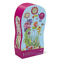 Flower Tower Puzzle - 39 pc