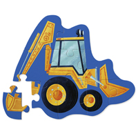 Mini Shaped Box Puzzle - Digger