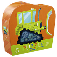Mini Shaped Box Puzzle - Dozer