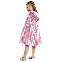 Glitter Princess Cape - Medium