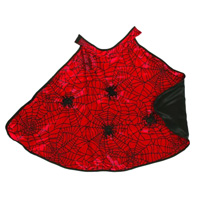 Reversible Spider/Bat Cape - Small