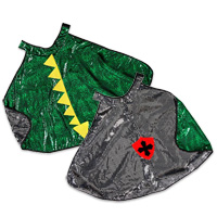 Reversible Dragon/Knight Cape - Small