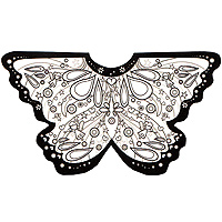 Color Me Butterfly Fairy Wings