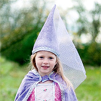 Diamond Sparkle Hat - Lilac