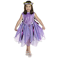 Lilac Forest Fairy Tunic - Small