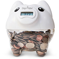 Digi-Piggy Digital Piggy Bank