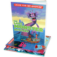 Choose Your Own Adventure - Spooky Waters 3 Book Set