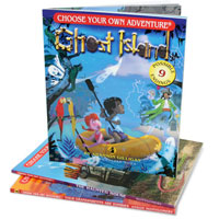 Choose Your Own Adventure - A Little Spooky 3 Book Set
