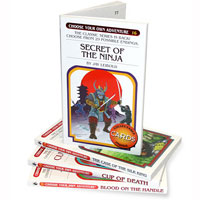Choose Your Own Adventure - Mystery Collection 4 Book Set