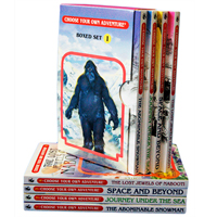 Choose Your Own Adventure - 4 Book Boxed Set #1