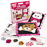Do-A-Dot Glam Art - Posh Puppies and Kittens