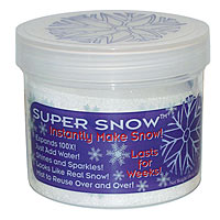 Super Snow - 100 gram jar