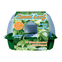 Sprout n Grow Greenhouse - Sweet Leaf