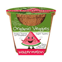 Organic Vegetable Pot - Watermelon