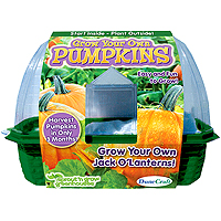 Sprout n Grow Greenhouse - Grow Your Own Pumpkins