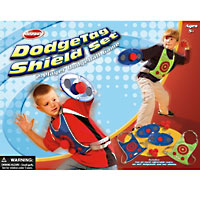 Dodge Tag Shield Set