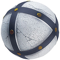 The Rock Playground Ball